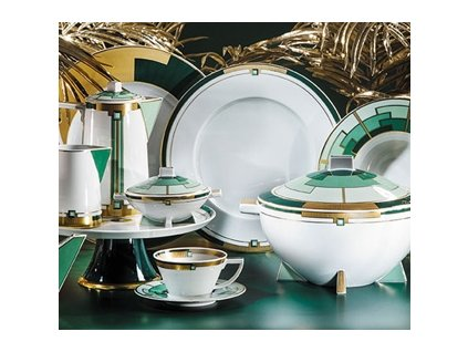 19095 vista alegre obedovy set 68 ks emerald
