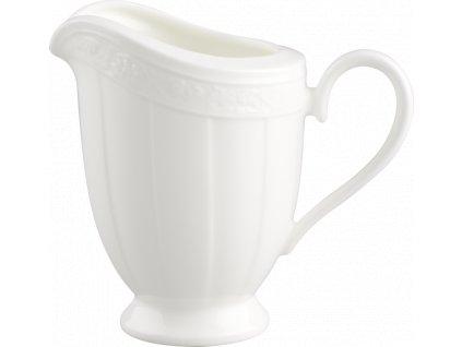 Villeroy & Boch - mliečnik 0,25l - White Pearl