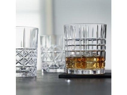 19281 nachtmann set 4 whisky poharov highland kazdy pohar iny vzor