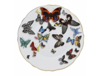 20052 vista alegre pecivovy tanier 20 cm butterfly parade