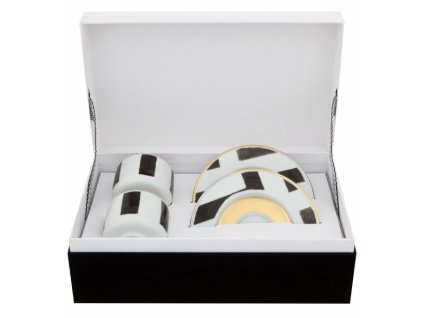 20124 vista alegre espresso set 2x espresso salka 0 1l a 2x podsalka motyl sol y sombra