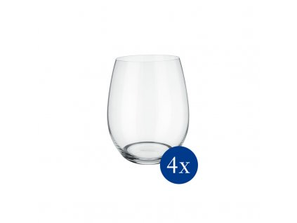 Villeroy & Boch - nízky pohár na biele víno, set 4 kusy - Entree