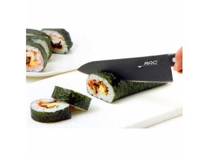 20556 mac sushi noz sefkuchara 18 cm black series