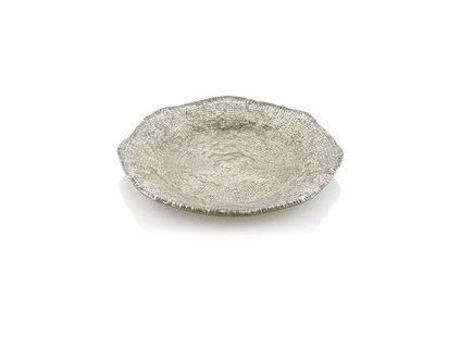 21222 ivv diamante plytky tanier 28 cm bezovy