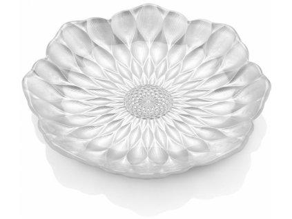 21231 ivv loto salatovy tanier 22 cm biela perlet