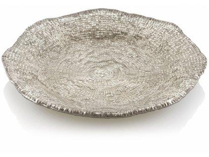 21252 ivv diamante servirovaci tanier 22 cm bezovy
