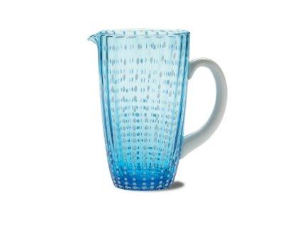 21843 zafferano karafa 1 6l perle modra