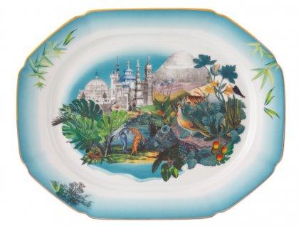 21927 vista alegre ovalny servirovaci tanier maly reveries