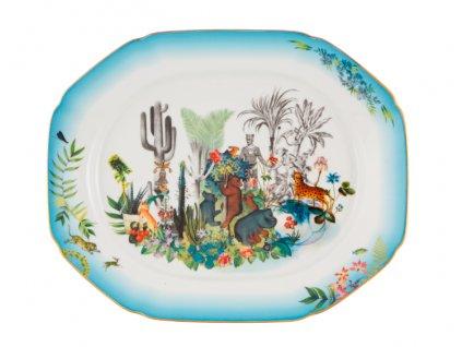 21930 vista alegre ovalny servirovaci tanier velky reveries