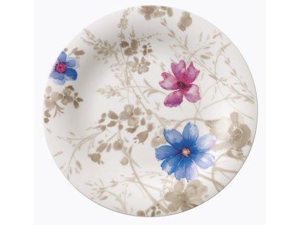 Villeroy & Boch - šalátový tanier 21 cm - Mariefleur Gris