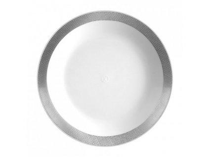22731 meissen cosmopolitan platinum hlboky tanier
