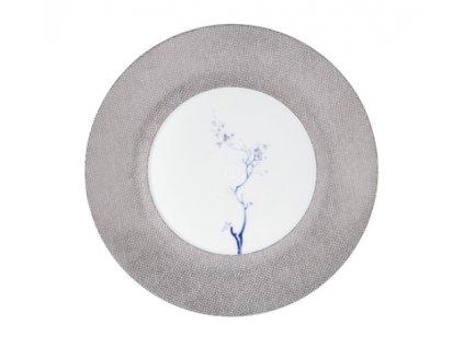 22824 meissen cosmopolitan blue orchid platinum bufetovy tanier