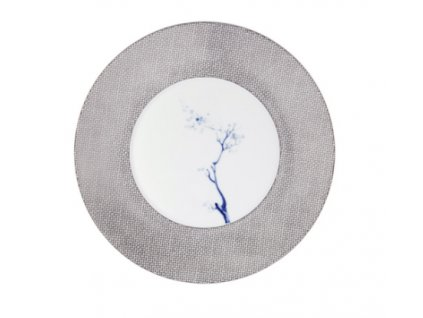 22830 meissen cosmopolitan blue orchid platinum dezertny tanier
