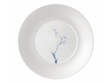 22839 meissen cosmopolitan blue orchid white plytky tanier