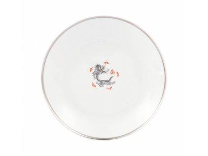 22854 meissen cosmopolitan ming dragon hlboky tanier