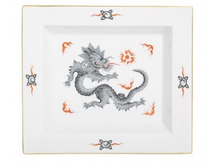 22878 meissen cosmopolitan ming dragon podnos