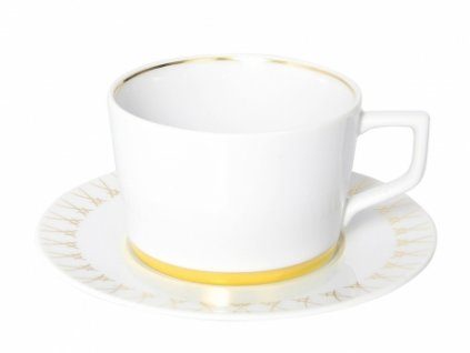 22899 meissen quot no 41 quot swords luxury gold cappuccino set 2 ks salka podsalka