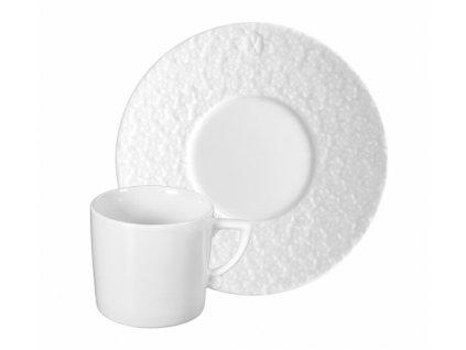 22926 meissen royal blossom white espresso set 2 ks salka podsalka