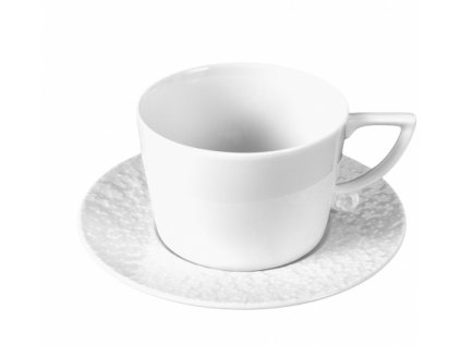 22929 meissen royal blossom white cappuccino set 2 ks salka podsalka