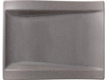 23163 villeroy amp boch salatovy dezertny tanier 26x20cm newwave stone