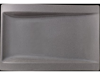 23337 villeroy amp boch bufetovy tanier 37x25cm newwave stone