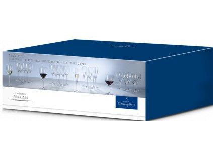 23394 villeroy amp boch set poharov na vino 24 ks maxima