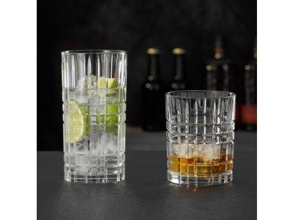 23517 nachtmann set 12 ks pohare na longdrink whisky highland