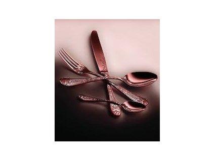 23544 mepra luxusny priborovy set s ornamentmi casablanca bronzo 24 ks