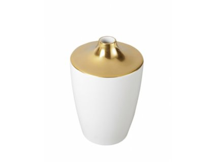 23601 meissen cosmopolitan gold vaza 11 cm