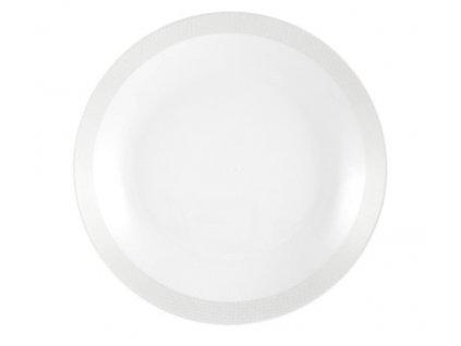 23622 meissen cosmopolitan white mesh hlboky tanier