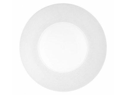 23628 meissen cosmopolitan white mesh plytky tanier