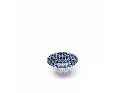 23823 zafferano mala miska 12 5 cm rapsody in blu