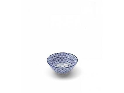 23832 zafferano mala miska 12 5 cm rapsody in blu