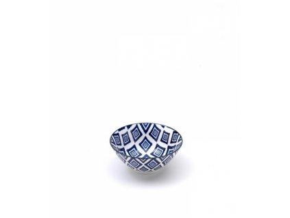 23835 zafferano miska 16 5 cm rapsody in blu