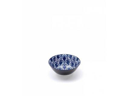 23841 zafferano miska 16 5 cm rapsody in blu
