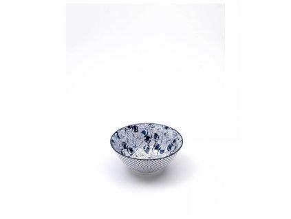23844 zafferano miska 16 5 cm rapsody in blu