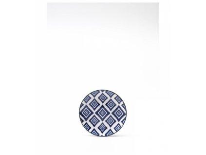 23862 zafferano tanier 16 5 cm rapsody in blu
