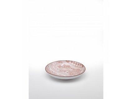 23877 zafferano tanier 21 5 cm damasco