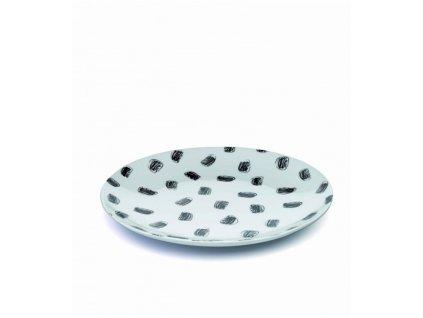 23931 zafferano tanier plytky 27 5 cm crayon biely