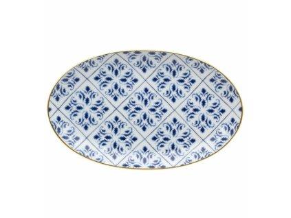 24396 vista alegre servirovaci ovalny tanier 16 x 25 cm transatlantica
