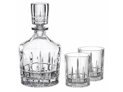 24471 spiegelau karafa na whisky 2 pohare perfect serve