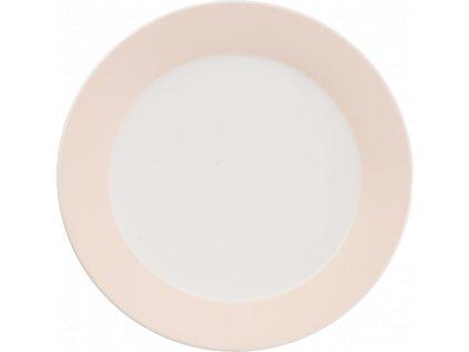 24480 caffe club uni pearl dezertny tanier 21 cm