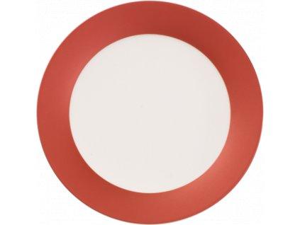 24489 caffe club uni oak dezertny tanier 21 cm