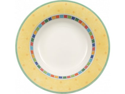 24693 villeroy amp boch hlboky tanier 24 cm twist alea limone
