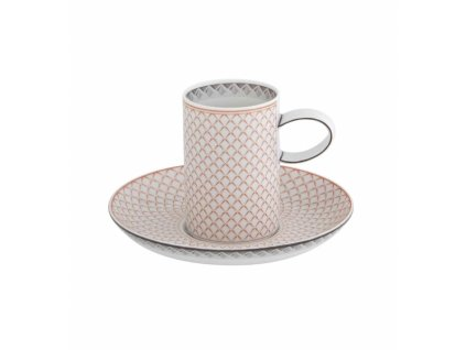 24720 vista alegre salka na kavu s podsalkou 0 1 l espresso maya
