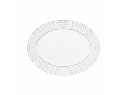 25893 vista alegre servirovaci tanier ovalny 35 8 x 27 3 cm elegant