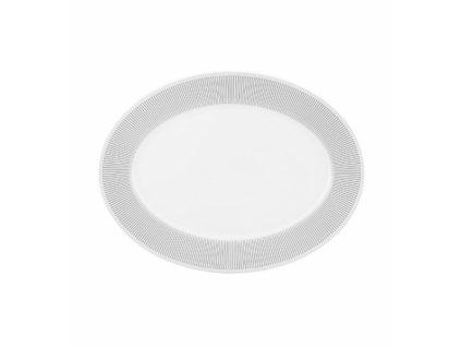 25896 vista alegre servirovaci tanier ovalny 32 8 x 25 cm elegant