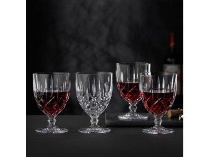 25950 nachtmann pohar na cervene vino set 4 ks noblesse