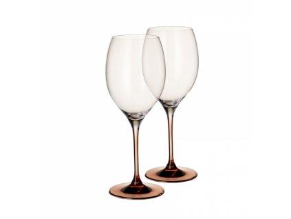 26163 villeroy amp boch set 2ks poharov bordeaux manufacture glass