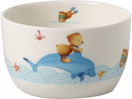 26361 villeroy amp boch miska na cerealie happy as a bear
